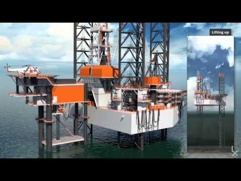 How does drilling for gas work?