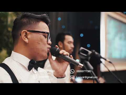 Adera - Lebih Indah (Cover by Luxe Voir Entertainment)