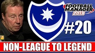 Non-League to Legend FM18 | PORTSMOUTH | Part 20 | TRANSFER WINDOW | Football Manager 2018