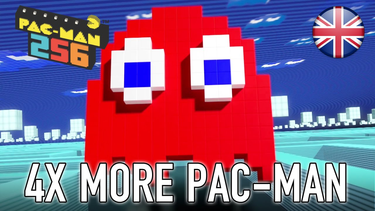 4 Times More Pac-Man! (Release