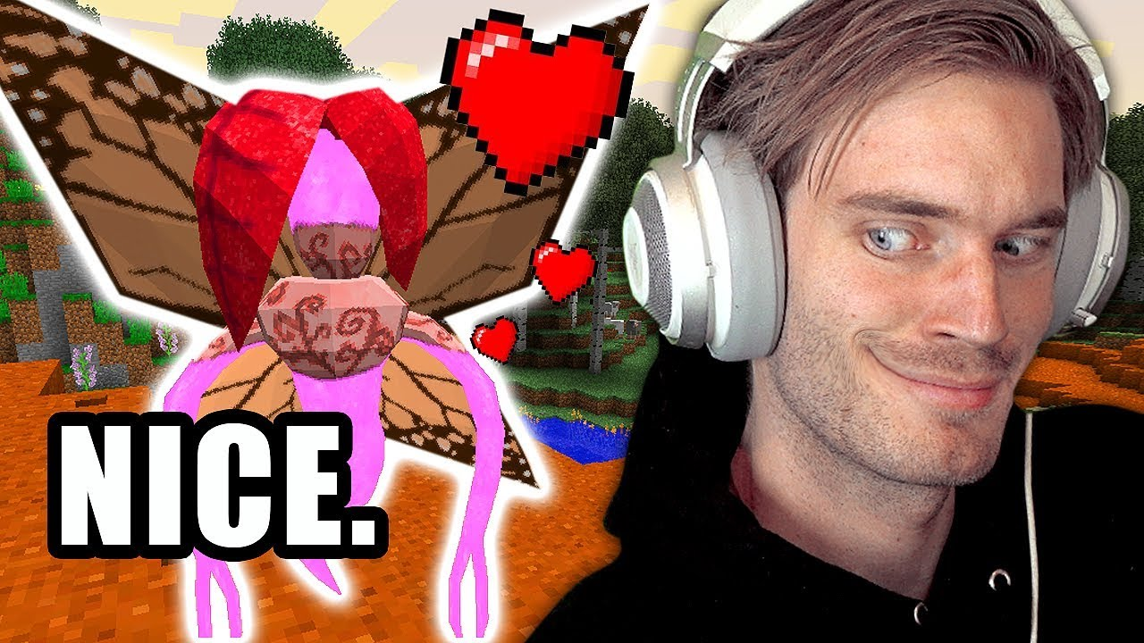 I met a Minecraft Girlfriend thumbnail