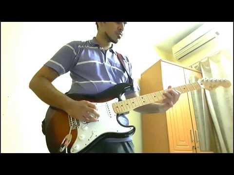 Agam Rudra - Guitar solo (cover)