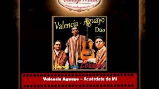 Valencia Aguayo – Acuérdate de Mí