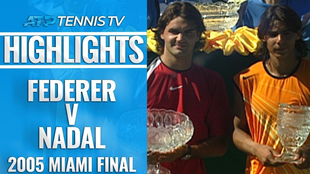Federer vs. Nadal (2005)