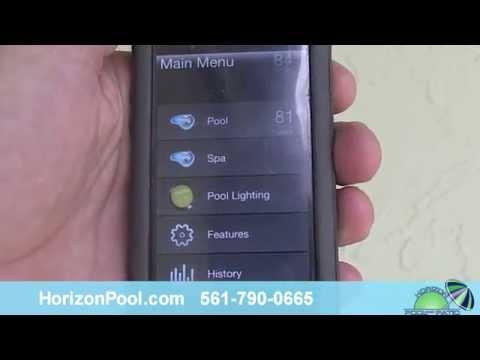 Horizon Pool Automation