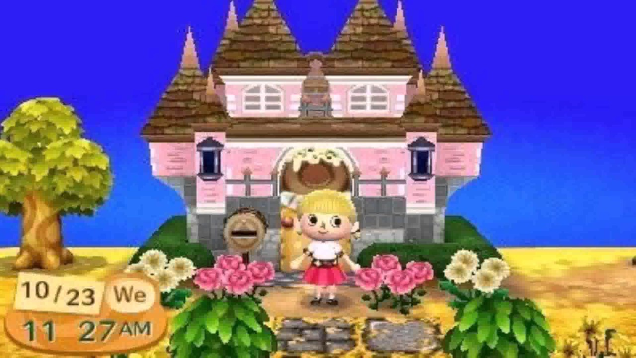 Japanese Style House Animal Crossing New Leaf (see ...