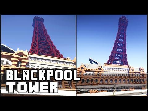 Minecraft - Blackpool Tower
