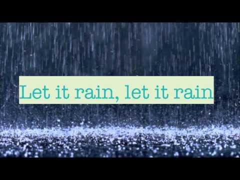 Let it rain Tinchy Stryder feat. Melanie Fiona