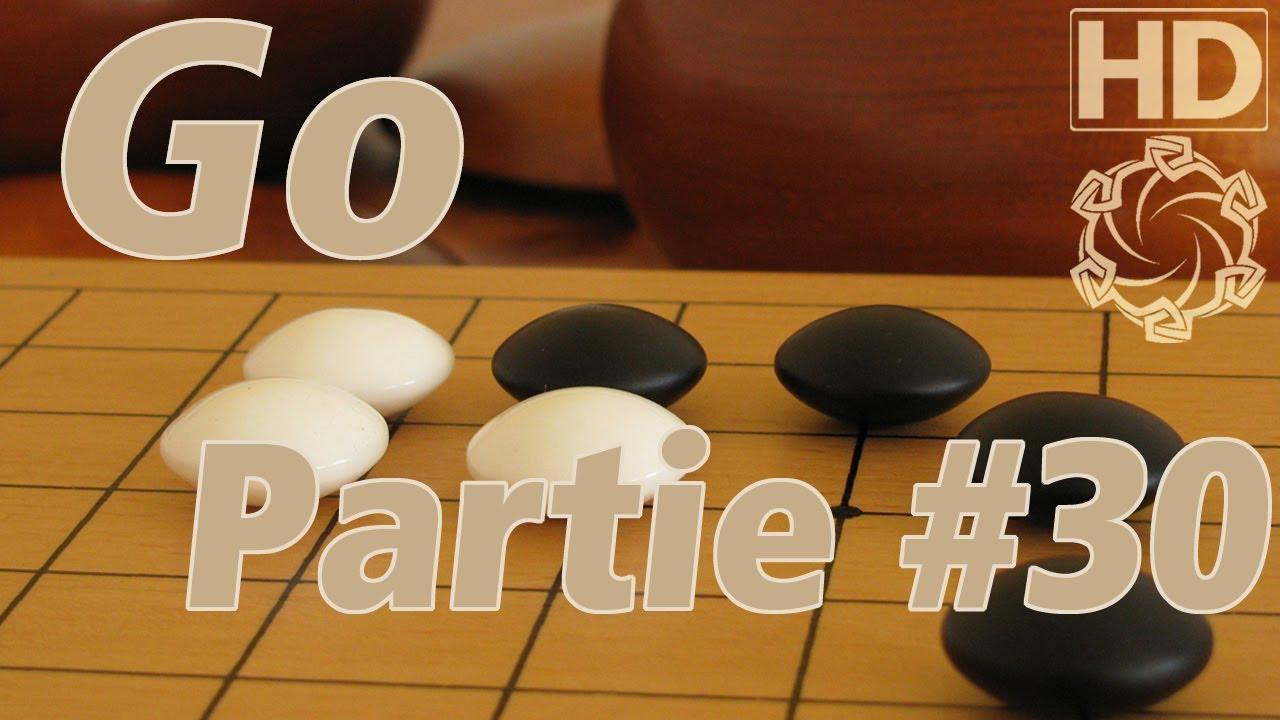 Das Spiel Go