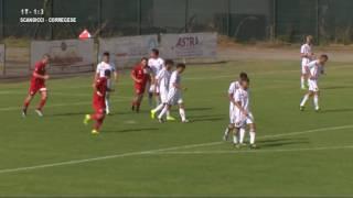 Scandicci-Correggese 1-5 Serie D Girone D