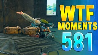 PUBG WTF Funny Daily Moments Highlights Ep 581