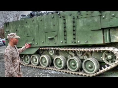 Assault Amphibious Vehicle Survivability Upgrade Program (AA