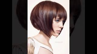 Kısa  Saç Modeller Bayan