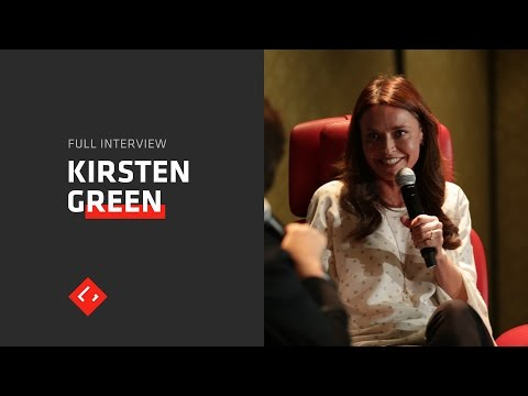 Kirsten Green, founder and Managing Partner, Forerunner Vent