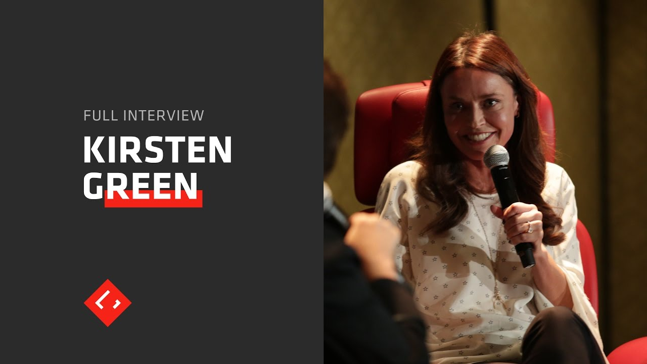 Kirsten Green, founder and Managing Partner, Forerunner Ventures ...