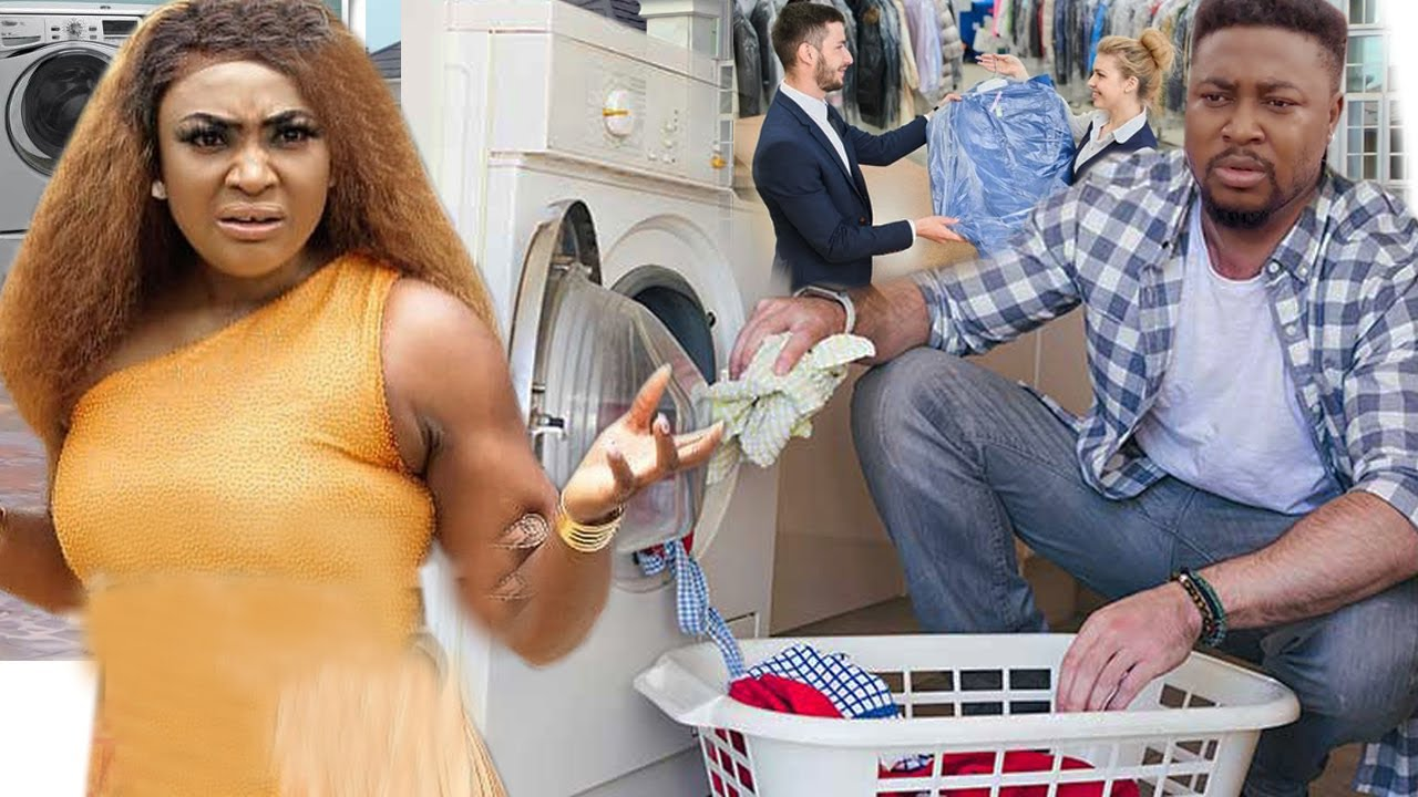 """Download Nosa The Poor Dry Cleaner & The Arrogant Celebrity Boss Lady """"New Movie"""" Nosa Rex - 2021 Movie"""