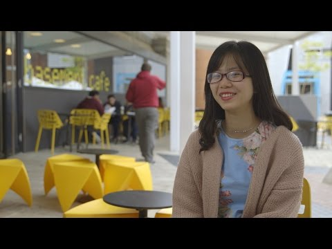 Xin chào! Vietnamese students at Curtin: meet Sky! (Bachelor of Commerce)