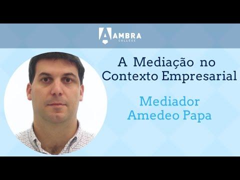Видео CÂMARA DE MEDIAÇÃO NO COMERCIO VAREGISTA