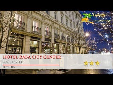 Hotel Raba City Center - Györ Hotels, Hungary