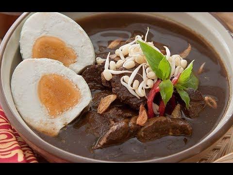 Resep Rawon Daging Sapi Paling Lengkap