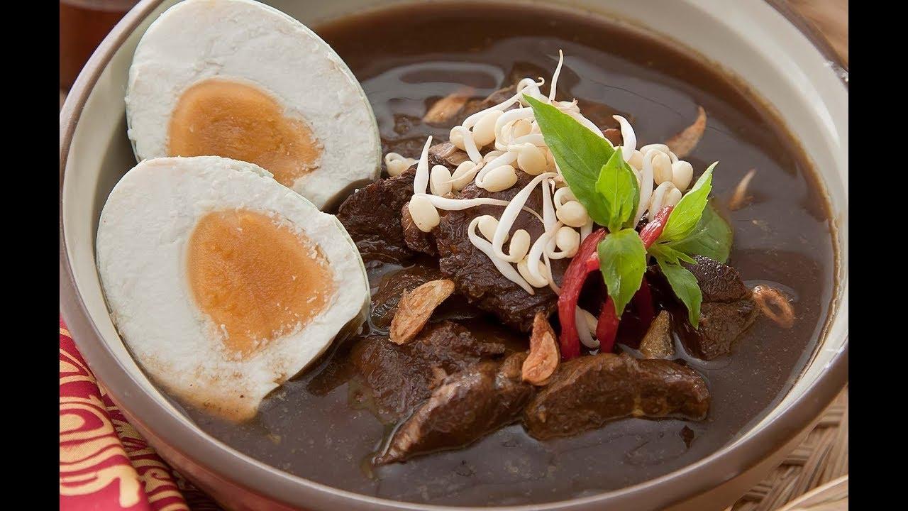 Resep Rawon Daging Sapi Paling Lengkap Roykp Rasa