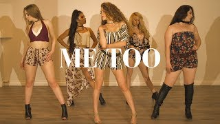 ME TOO - MEGHAN TRAINOR II MONICA GOLD CHOREOGRAPHY