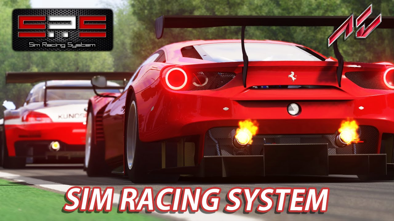 sim racing system assetto corsa ger t500rs ferrari. Black Bedroom Furniture Sets. Home Design Ideas