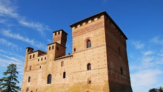 Castle of Grinzane Cavour, Grinzane Cavour, Cuneo, Langhe, Piedmont, Italy, Europe