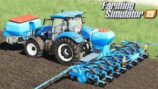 Siew kukurydzy - Farming Simulator 19 | #21