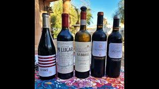 Why Spanish wine?