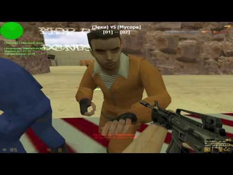 Counter-strike 1.6 JailBreak сервер №11