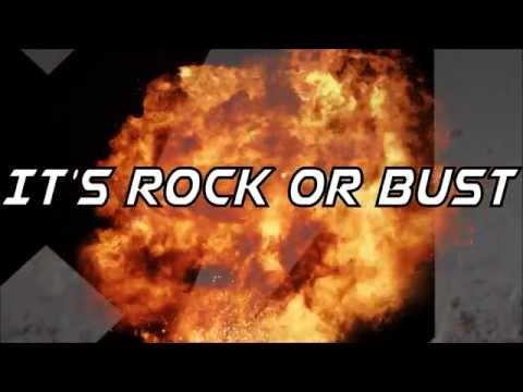AC/DC -  Rock Or Bust Lyrics (HQ/HD)