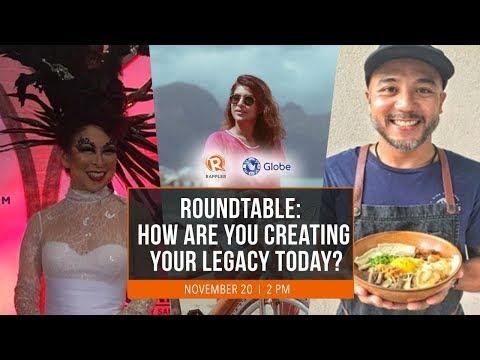 ROUNDTABLE: How do you choose to live your life every day?