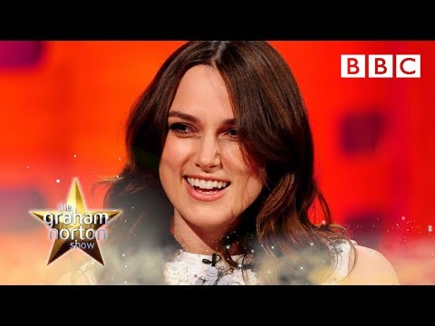 Keira Knightley † s Sex Faces - The Graham Norton Show - Episode 11 Preview - BBC One