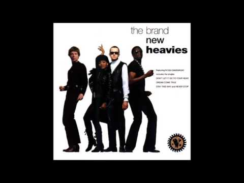 Never Stop ♫ The Brand New Heavies