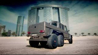 Mercedes G63 AMG 6x6 Review - Top Gear - Series 21 - BBC На Русском