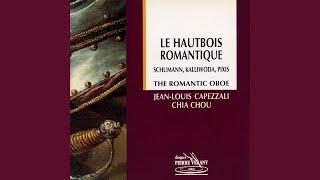 Romance No. 2, pour piano & hautbois, Op. 94