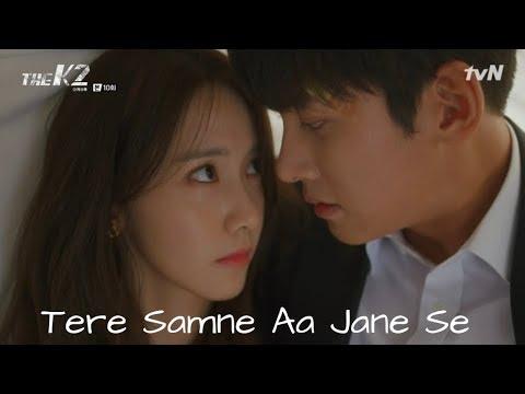 Tere Samne Aa Jane Se || Yeh Dil Mera Dhadka Hai || Korean Mix Hindi Song