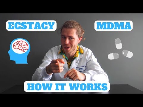 How Does MDMA (Ecstasy) Work?