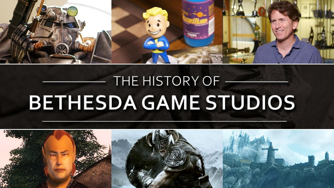 Download The History of Bethesda Game Studios