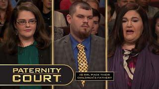 Valentine's Love Triangle: Surprise Plot Twist! (Full Episode)   Paternity Court
