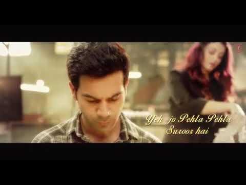 Neha Kakkar: Halka Halka Unplugged With Lyrics  WhatsApp Status   Aishwarya Rai Bachchan, Rajkummar