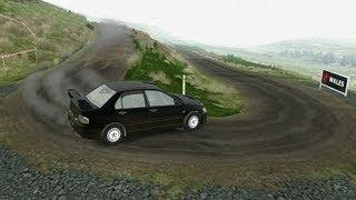Richard Burns Rally - New Physics preview