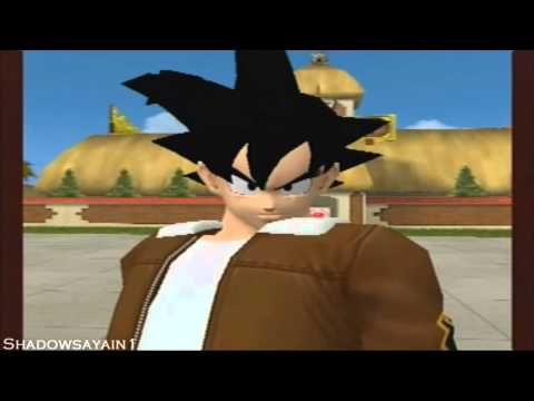 DBZ Budokai World Tournament Advanced (Goku)