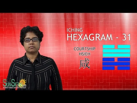 "I Ching Hexagram 31: 咸 ""Courtship"" – Hsien Meaning And Inter"