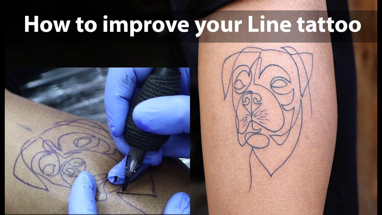 How to Tattoo: How to improve your tattoo line work   Tattoo ...