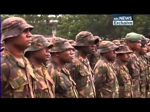 PNG soldiers granted amnesty after mutiny plot