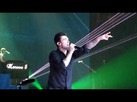 Maroon 5 - Lucky Strike (Live) Washington, DC