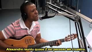 Rádio Mania - Alexandre Pires - Erro Meu