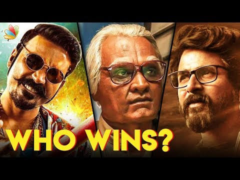 Who Wins ? : Maari 2 Vs Seethakathi Vs Kanaa   Vijay Sethupathi, Sivakarthikeyan, Dhanush